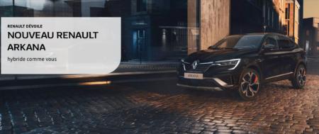 Nouveau Renault Arkana! 💥
